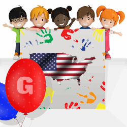 American boys names beginning with G