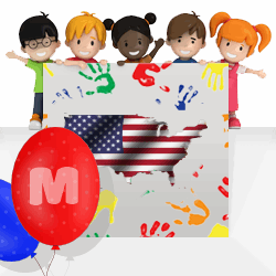 American boys names beginning with M