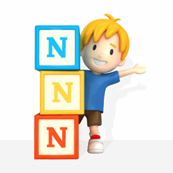 Boys names beginning with N