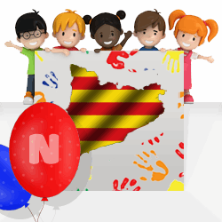 Catalan boys names beginning with N