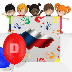 Czech boys names beginning with D