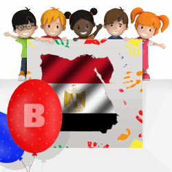 Egyptian boys names beginning with B