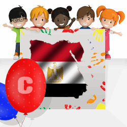 Egyptian boys names beginning with C