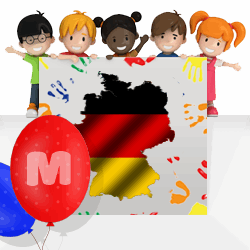 German boys names beginning with M