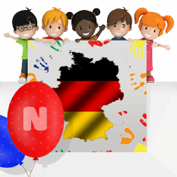 German boys names beginning with N