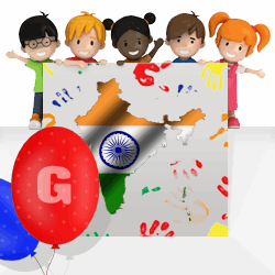 Indian boys names beginning with G