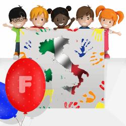 Italian boys names beginning with F