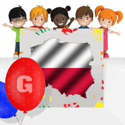 Polish boys names beginning with G