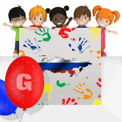 Russian boys names beginning with G