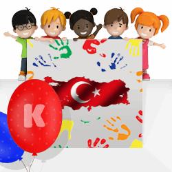 Turkish boys names beginning with K