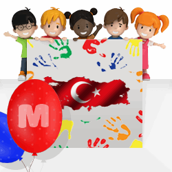 Turkish boys names beginning with M