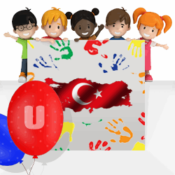 Turkish boys names beginning with U