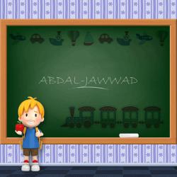 Boys Name - Abdal-Jawwad